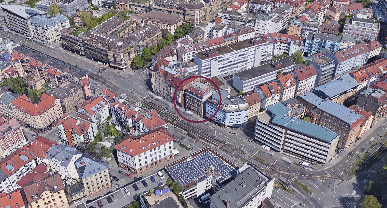 RS-Hausverwaltung Standort Charlottenstr. 23, Stuttgart